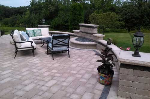Landscaping Construction Mequon, WI